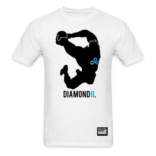 League of Yordles™ BALLS: Diamond II. | Tee [Men's] - Men's T-Shirt
