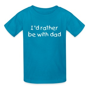 Baby Dad - Kids' T-Shirt