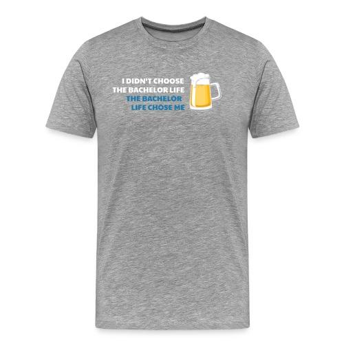 Bachelor - Men's Premium T-Shirt