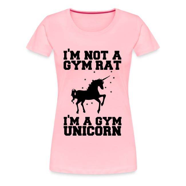 Gym Unicorn Tee