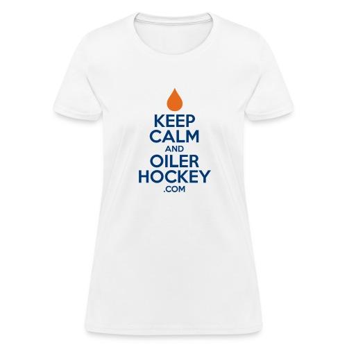 Keep Calm Womens - Women's T-Shirt