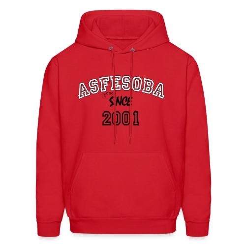 buso l asfesoba  - Men's Hoodie