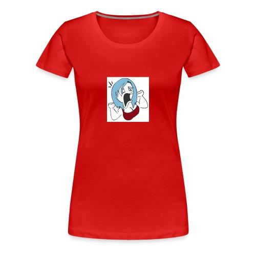 Chandail Femme Peur - T-shirt premium pour femmes