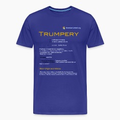 Deluxe Mens Trumpery t-shirt