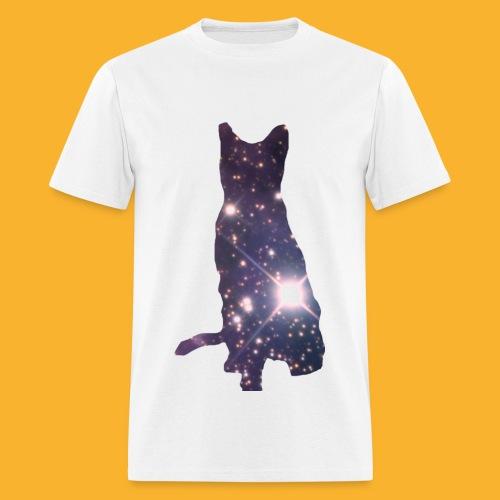 Space Kitty Shirt - Men's T-Shirt