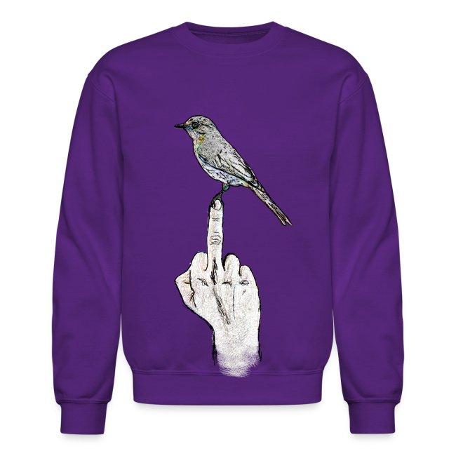 Fuck You  Men´s Crewneck Sweatshirt