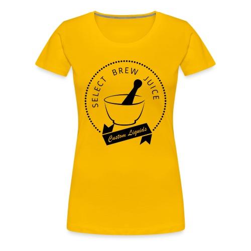 Womens Brew Tee - Women's Premium T-Shirt