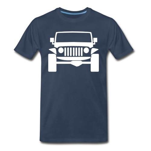 Jeep  - Men's Premium T-Shirt