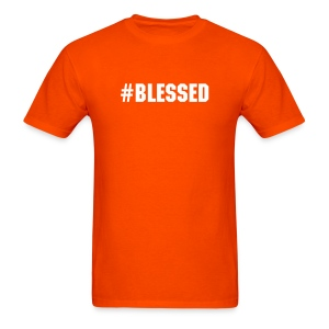 #BLESSED - Men's T-Shirt