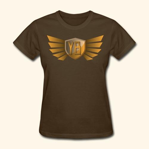 YBshield w/ Wings Women - Women's T-Shirt