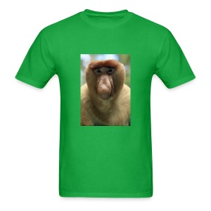 Proboscis Monkey - Men's T-Shirt