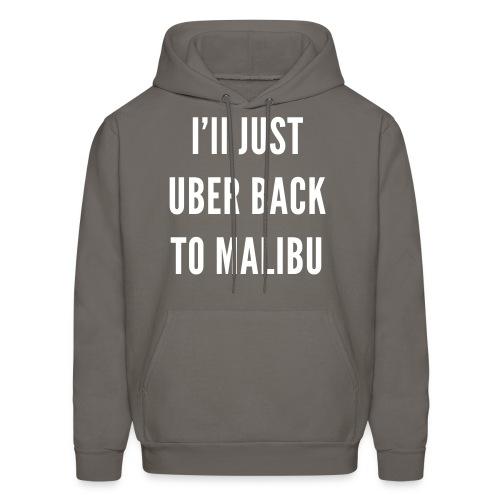 Malibu Uber - Men's Hoodie
