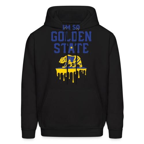 Golden State - Men's Hoodie