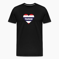 I love Thailand T-Shirts
