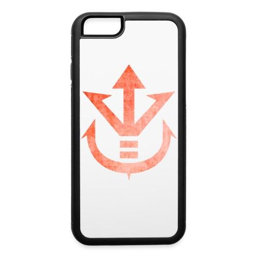 Saiyan Symbol - iPhone 6/6s Rubber Case