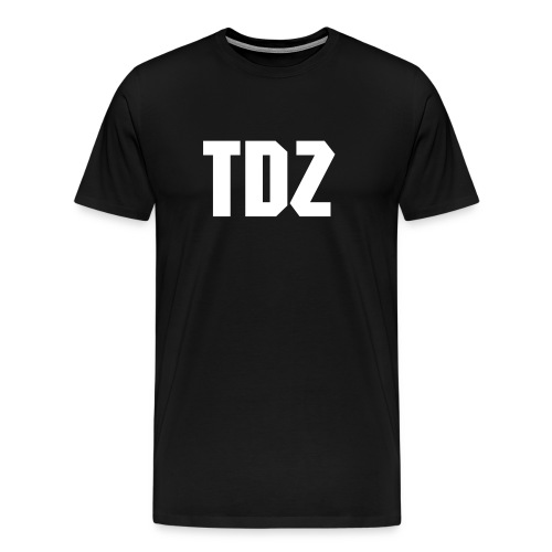 TDZ Old Style - Men's Premium T-Shirt