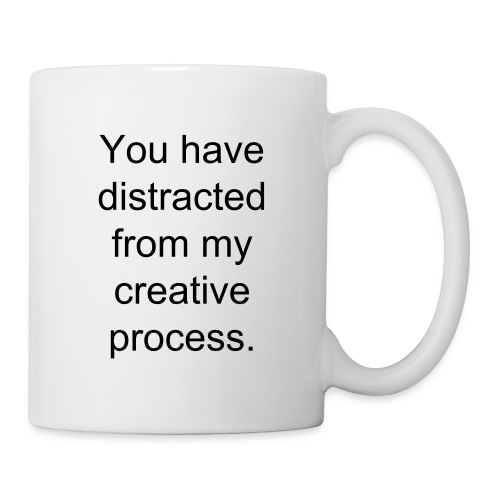Creative Process - Coffee/Tea Mug