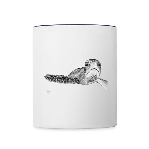 Kaiholo - Contrast Coffee Mug