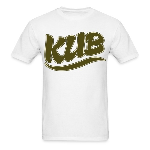 Original Kub Gold Kub Men's T-Shirt - Men's T-Shirt