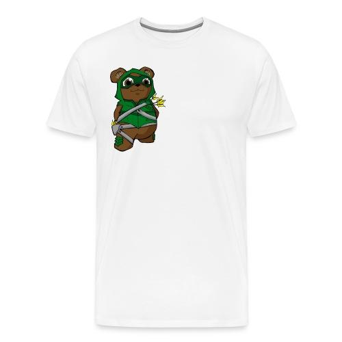 Large Ollie  - Men's Premium T-Shirt