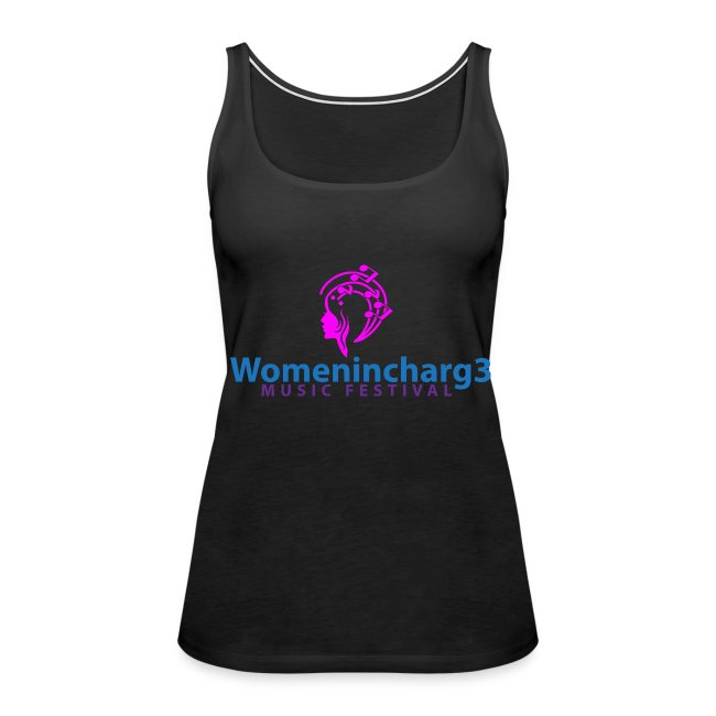 Womenincharg3 Music Festival T-Shirt