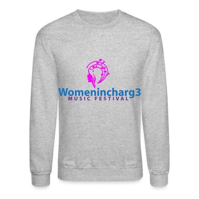 Womenincharg3 Music Festival Women Sweatshirt
