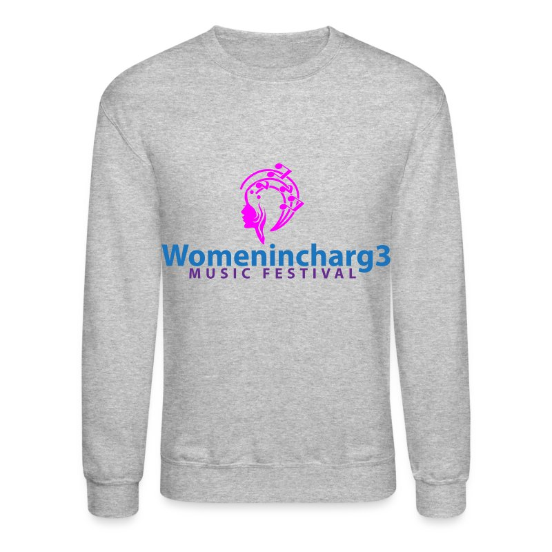 Womenincharg3 Music Festival Women Sweatshirt - Crewneck Sweatshirt