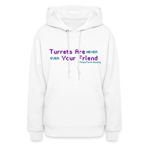 Turrets Women's Hoodie - Women's Hoodie