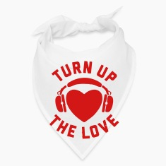 TURN UP THE LOVE Caps