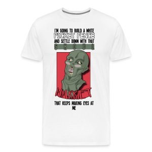 Brotherhood REDACTED - Harriet the Ghoul - Men's Premium T-Shirt