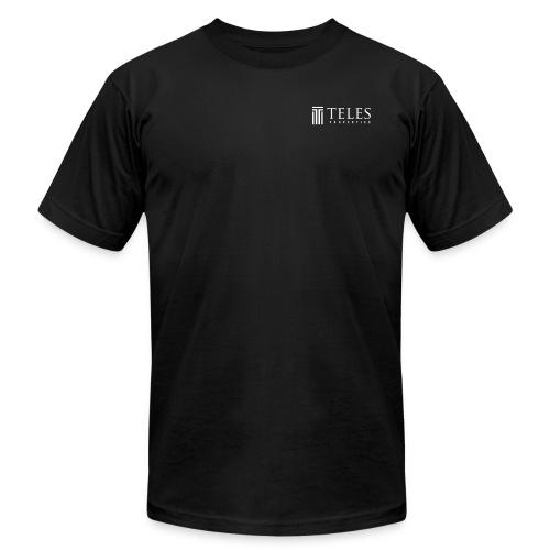 Teles Men's T-Shirt - Men's Fine Jersey T-Shirt