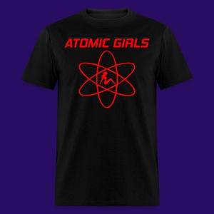 Atomic Girls - Men's T-Shirt