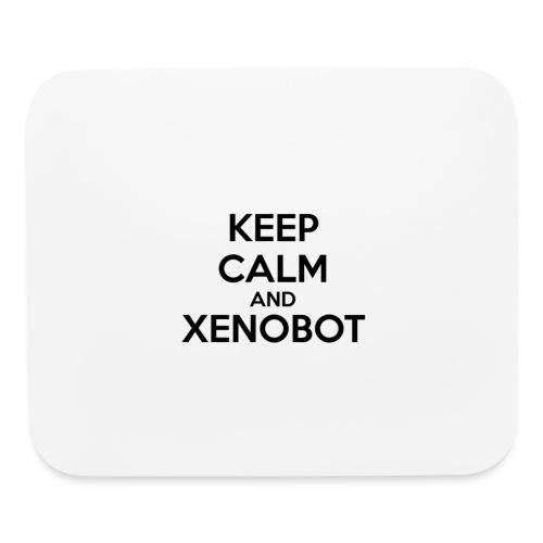 KEEP CALM XENOBOT Mouse Pad - Mouse pad Horizontal