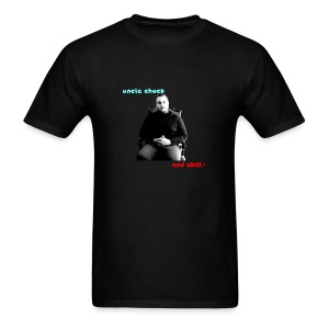 Uncle Chuck and Chill? - Men's T-Shirt