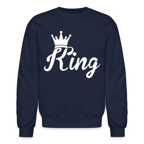 Crowned King - Crewneck Sweatshirt