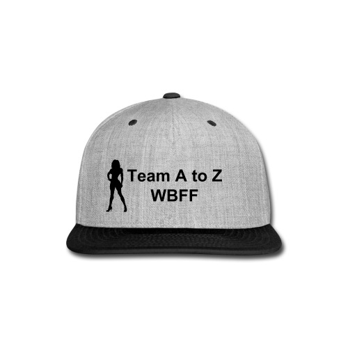 Team A to Z WBFF Cap  - Snap-back Baseball Cap