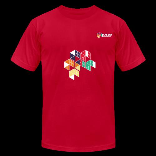 A-DUFF Dual Logo T-Shirt (Men) - Men's  Jersey T-Shirt