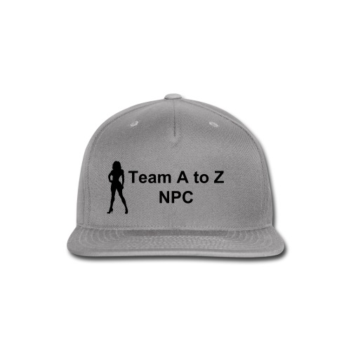 Team A to Z NPC Cap  - Snap-back Baseball Cap
