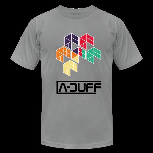 A-DUFF Classic T-Shirt (Men) - Men's Fine Jersey T-Shirt