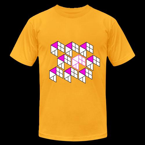 Alternate Design T-Shirt (Men) - Men's Fine Jersey T-Shirt