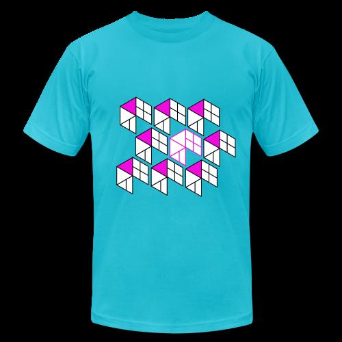 Alternate Design T-Shirt (Men) - Men's  Jersey T-Shirt