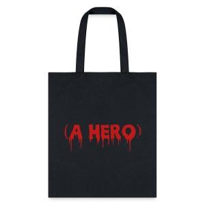 A Hero - Glitter - Tote Bag - Tote Bag
