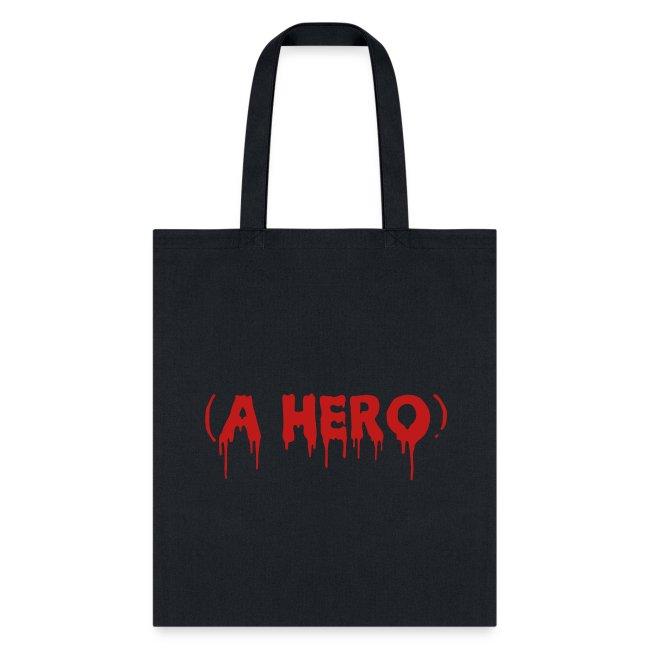 A Hero - Glitter - Tote Bag