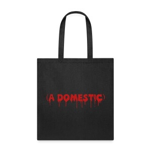 A Domestic - Glitter - Tote Bag - Tote Bag