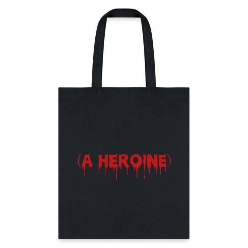A Heroine - Glitter - Tote Bag - Tote Bag