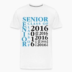 Senior Class Of 2016 T-Shirts