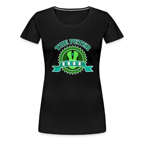 TPD Logo (Women) - Women's Premium T-Shirt