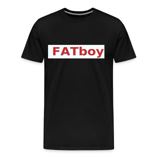 FATboy T-shirt - Men's Premium T-Shirt