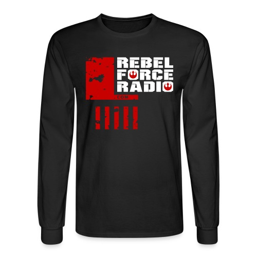 Men's Long Sleeve RFR Shirt - Men's Long Sleeve T-Shirt