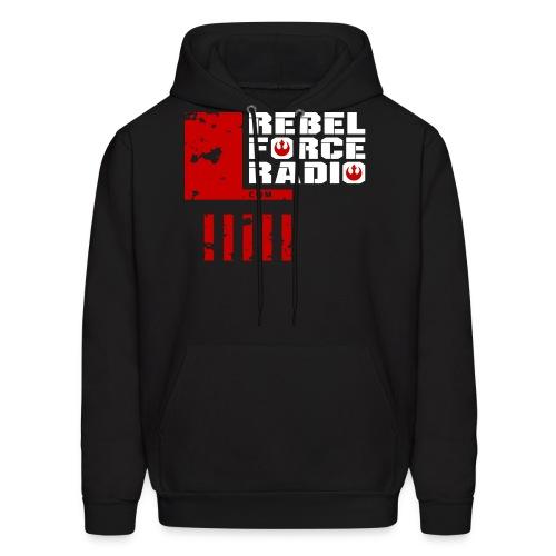 Rebel Force Radio Hoodie - Men's Hoodie